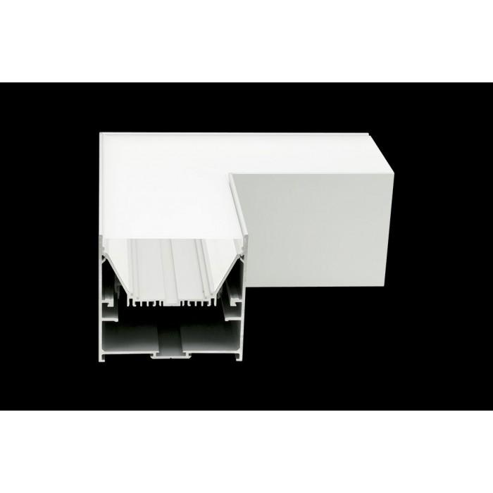 2Угловой L-образный коннектор L9086-L90 для профиля L9086