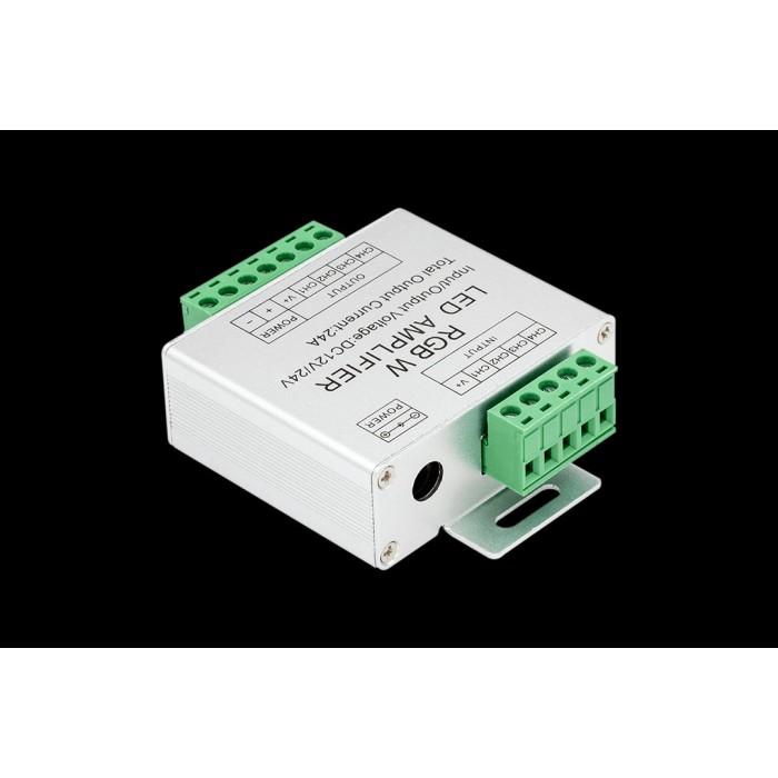 2Усилитель RGB+W,24А, AMP-RGBW-24A
