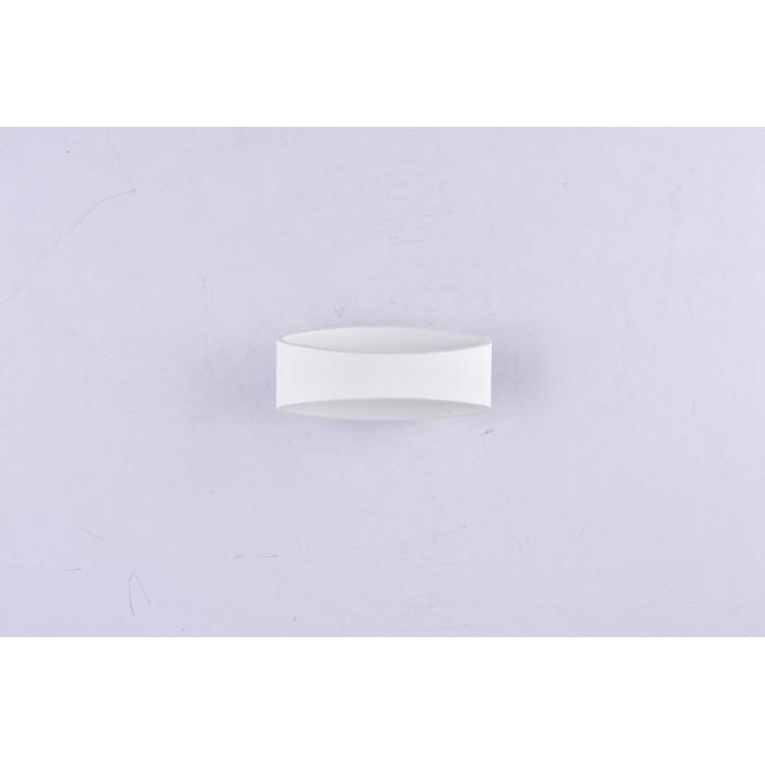 2Бра декоративное OLE, белый, 5Вт, 3000K, IP20, GW-A715-5-WH-WW