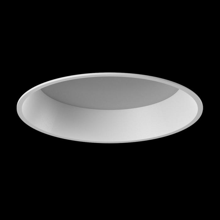 1Светильник светодиодный диммируемый потолочный встраиваемый, серия WL-BQ, белый, 15Вт, IP20, Теплый белый (3000К)
