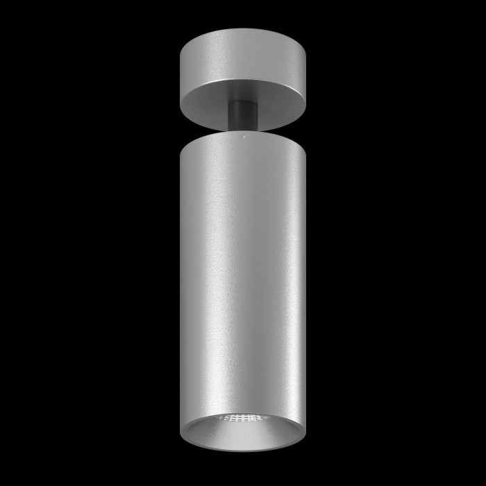 2004294 Крепление сменное М3 для светильников VILLY, поворотное накладное, цвет серебряный 1