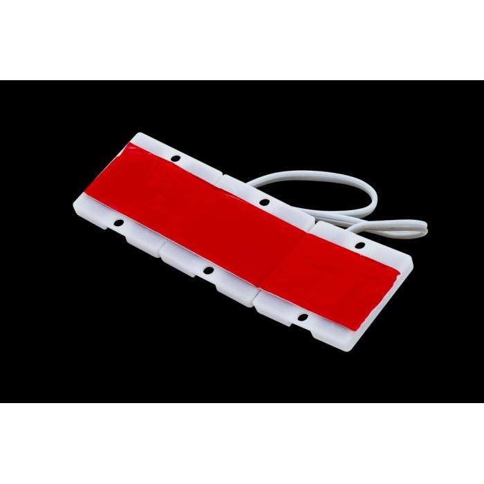 2Модуль светодиодый SWG, 4LED, 0,8Вт, 12В, IP65, Цвет: 6000-6500 К Холодный белый, провод 15см