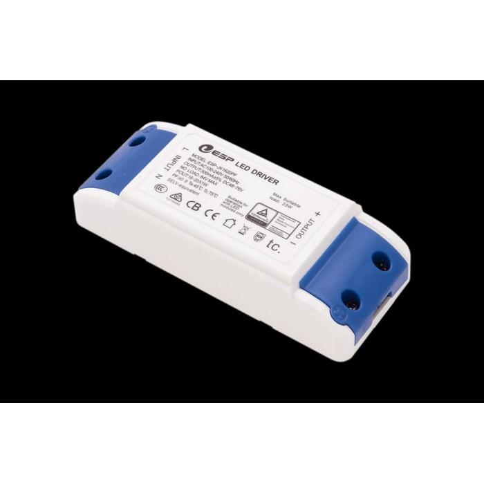 2Светильник светодиодный потолочный встраиваемый, серия DW-DL, белый, 18Вт, IP20, Нейтральный белый (4200К)