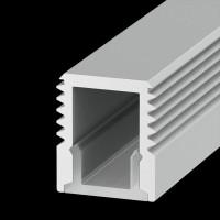 Накладной алюминиевый профиль LS.0709 для 5мм ленты
