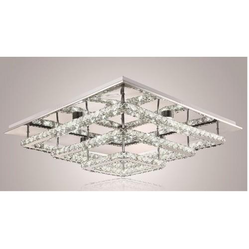 Люстра светодиодная Люстра: 750*750 кристаллы: 30*30 DW-8723