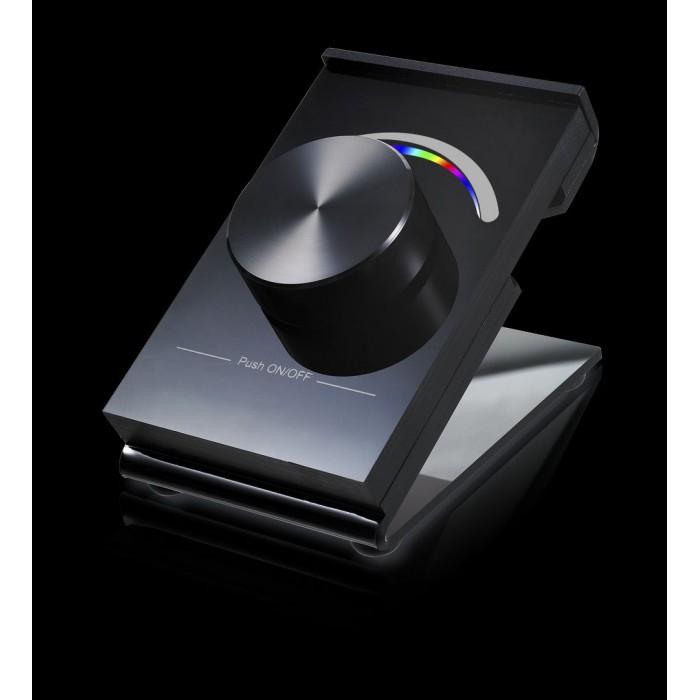 1Радио пульт DESK-RGB с валкодером на 1 зону для RGB ленты