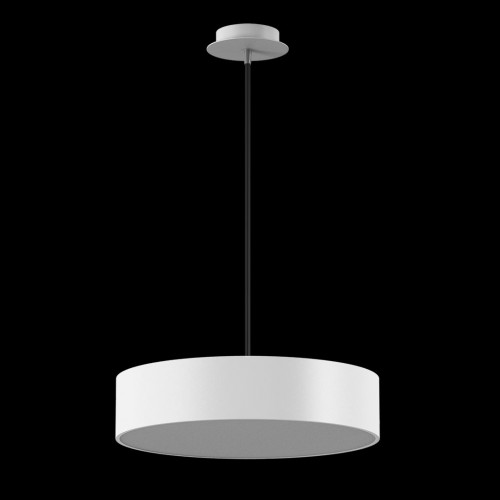 LED светильник потолочный P0169-260A-WH-WW белый 25Вт 3000