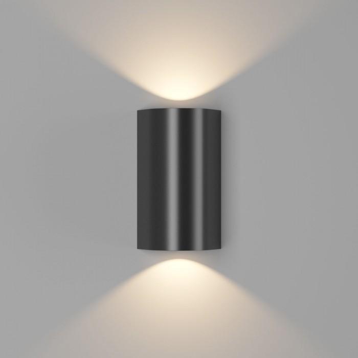 1Настенный светильник ZIMA-2, черный, 24Вт, 3000K, IP54, LWA0148B-BL-WW