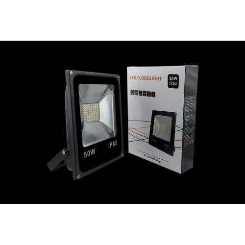 Прожектор светодиодный 5630 3000К Теплый белыйK FL-SMD-50-WW