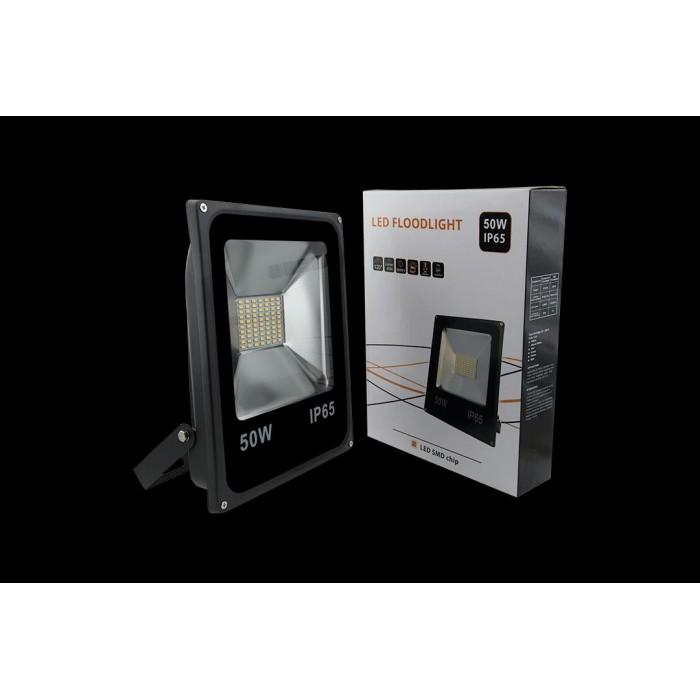 1Прожектор светодиодный 5630 3000К Теплый белыйK FL-SMD-50-WW