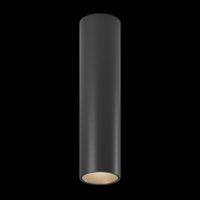 2Светильник MINI VILLY M, потолочный накладной, 9Вт, 4000K, черный