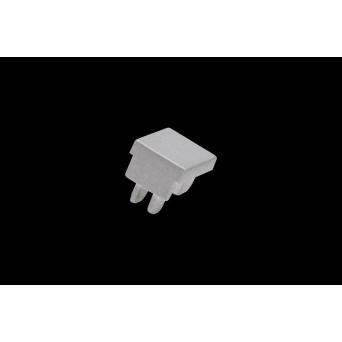 2Заглушки для профиля LS0709, 2 шт в комплекте