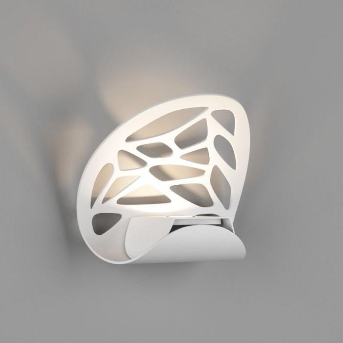2Настенный светильник COSMOS, матовый белый, 10Вт, 3000K, IP20, GW-A860-10-WH-WW