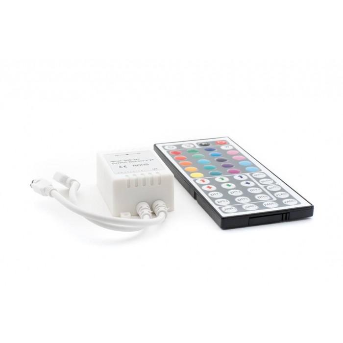 2LED MIX RGB controller инфракрасный 6А 72W 44к
