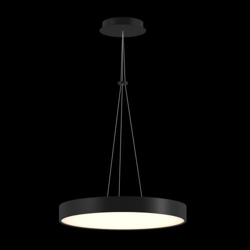 LED светильник потолочный P0169-600A-BL-WW черный 76Вт 3000