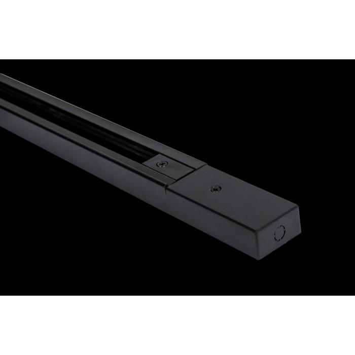 1Шинопровод (трек), черный, 2м