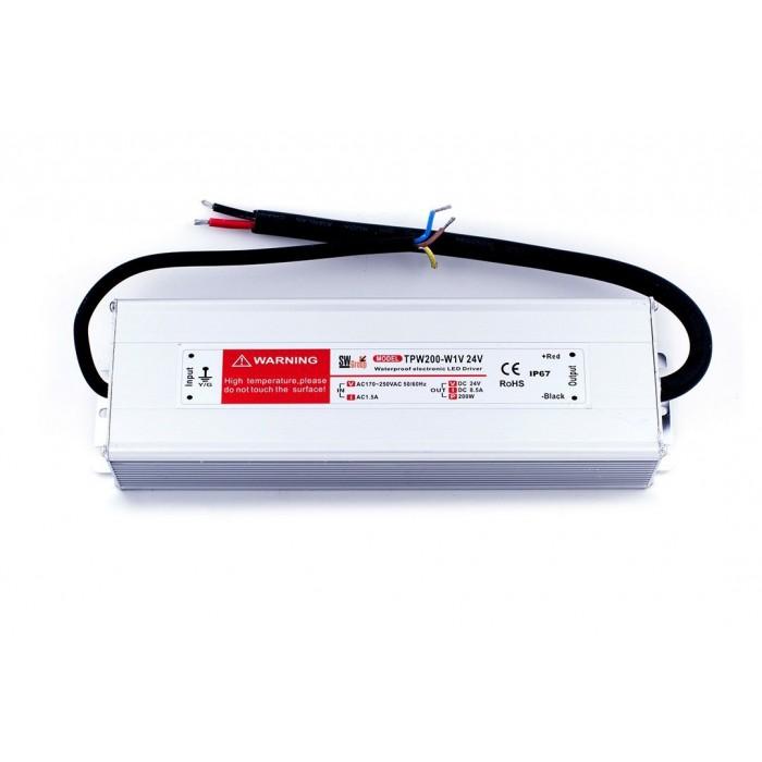 2Al Блок питания TPW, 200 W Влагозащитный, 24 V