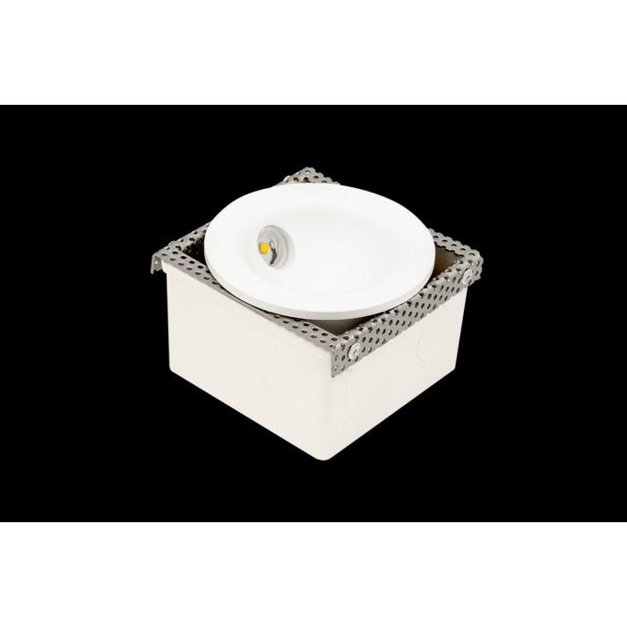 2Бра декоративное, белый, 3Вт, 3000K, IP, GW-R806-3-WH-WW