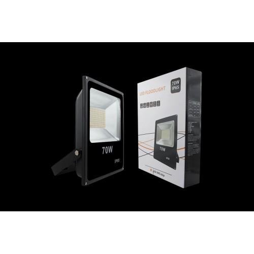 Прожектор светодиодный 5630 3000К Теплый белыйK FL-SMD-70-WW