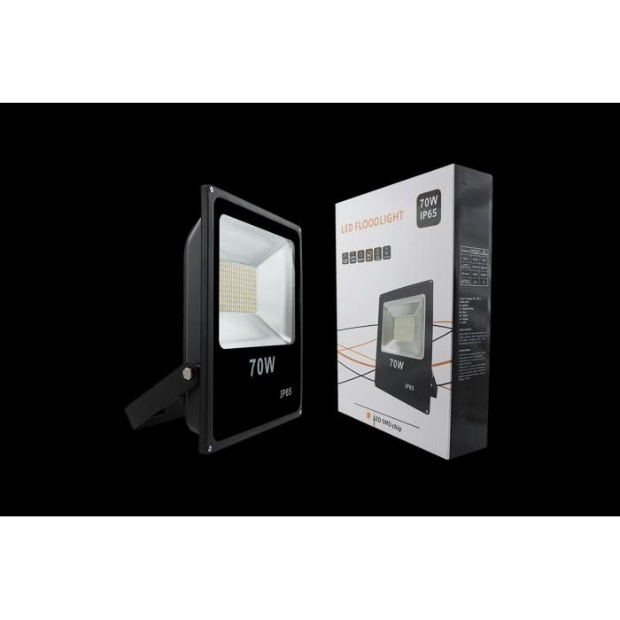 1Прожектор светодиодный 5630 3000К Теплый белыйK FL-SMD-70-WW
