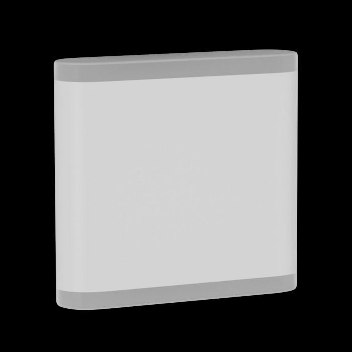 2Настенный светильник BRAVO, белый, 6Вт, 3000K, IP54, GW-6080S-6-WH-WW