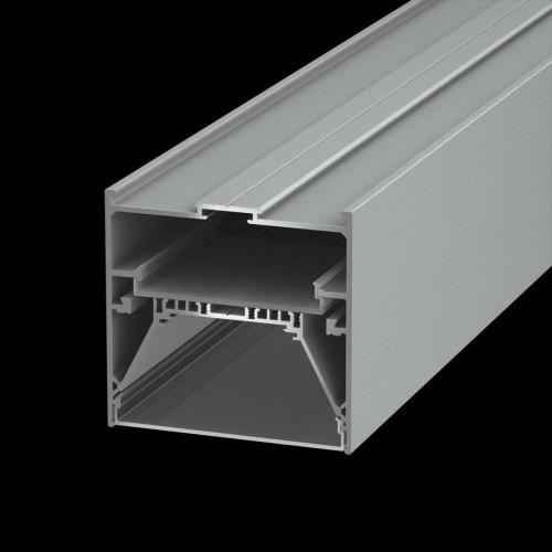 Подвеснойвстраиваемый/накладной алюминиевый профиль L9086