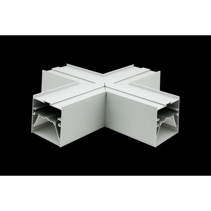 2Угловой X-образный коннектор L9086-X90 для профиля L9086