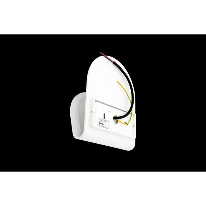 2Настенный светильник INFINITY, белый, 9Вт, 3000K, IP65, LWA0040A-WH-WW