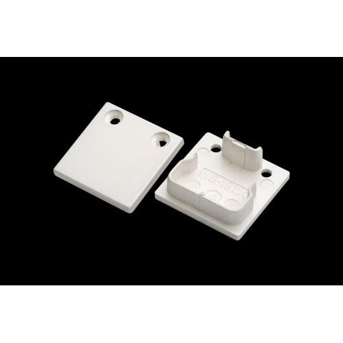 Заглушки для профиля LS1911K, 2 шт в комплекте