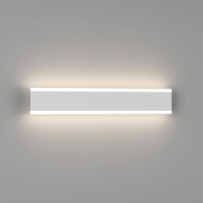 1Бра декоративное LN, белый, 24Вт, 3000K, IP20, GW-8083L-24-WH-WW