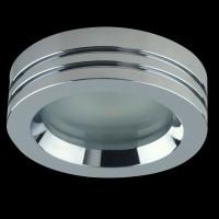 NC720-1-CH Встраиваемая рамка хром MR16 (WP-R-CH) 002231 DesignLed