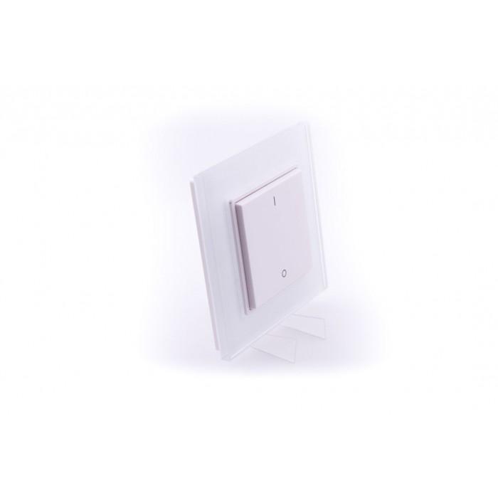 2Радио панель W-K1 накладная клавишная на 1 зону