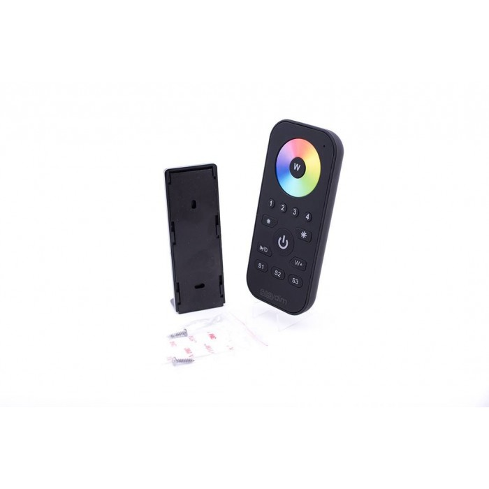 2Кнопочный пульт R-4RGB на 4 зоны для RGB ленты