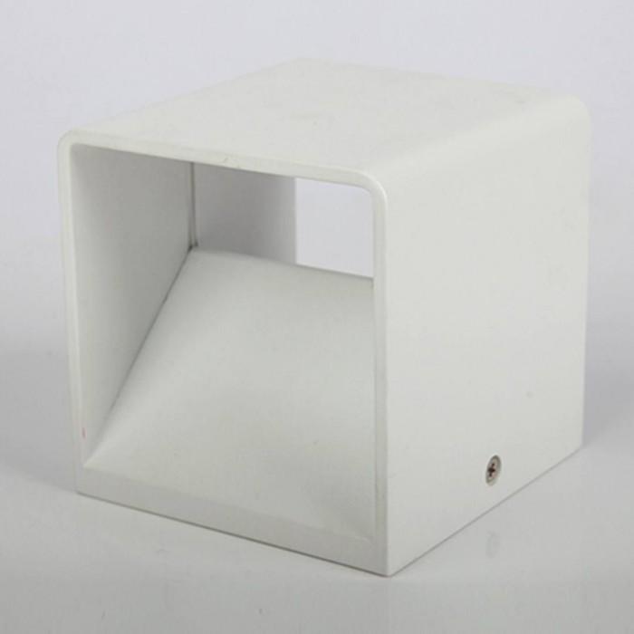 2Бра двухстороннее MISTERY, белый, 5Вт, 3000K, IP20, GW-9201A-5-WH-WW
