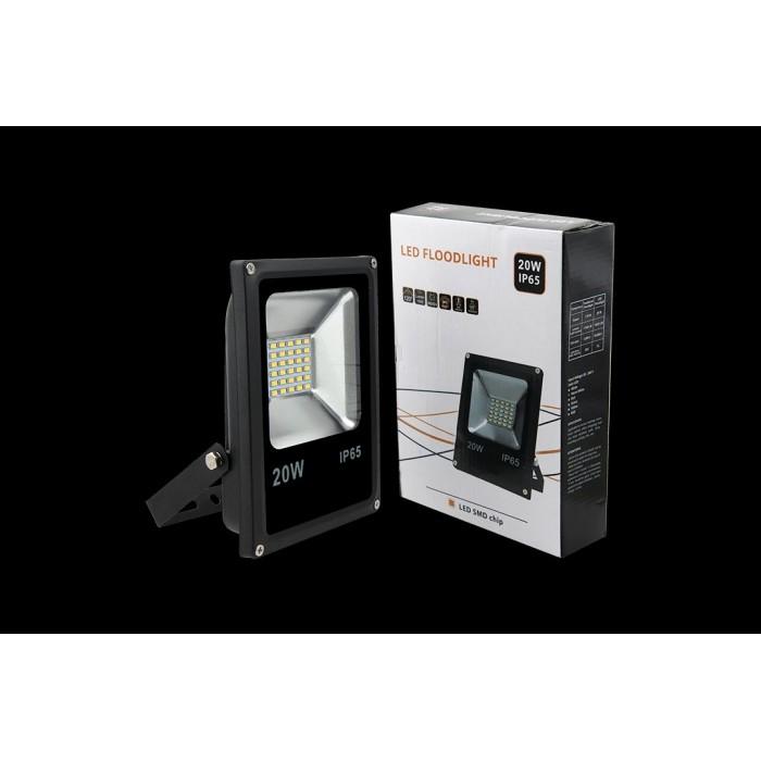 1Прожектор светодиодный 5630 3000К Теплый белыйK FL-SMD-20-WW