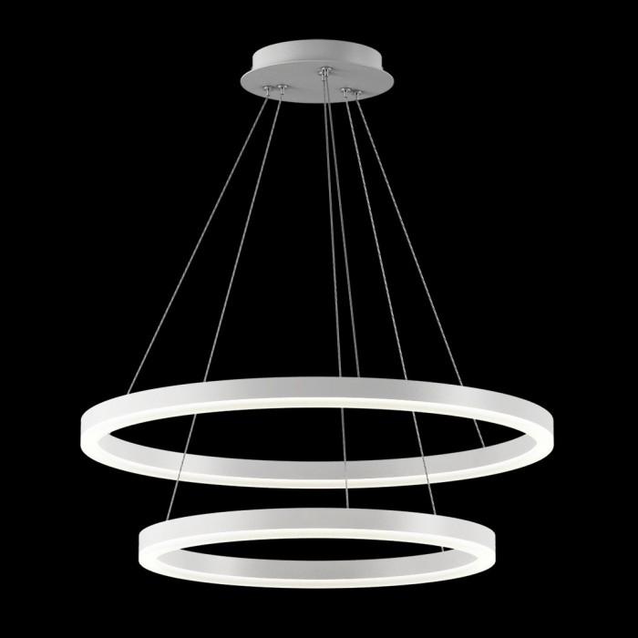 2LED светильник потолочный P0092002A-WH-WW белый 50Вт 3000