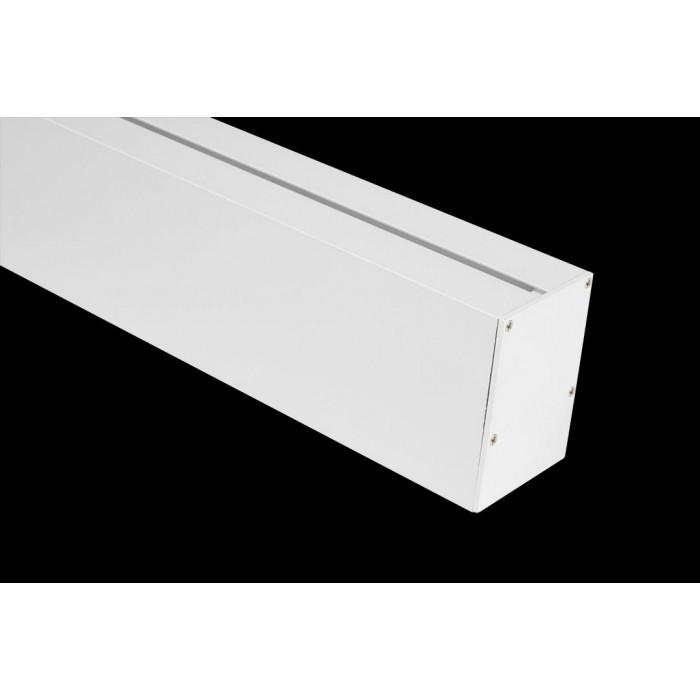 2Подвесной/накладной алюминиевый профиль LS.4970, белый