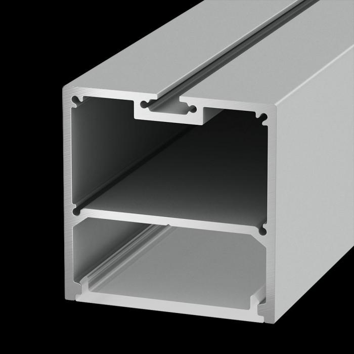 1Подвесной/накладной алюминиевый профиль LS.5050