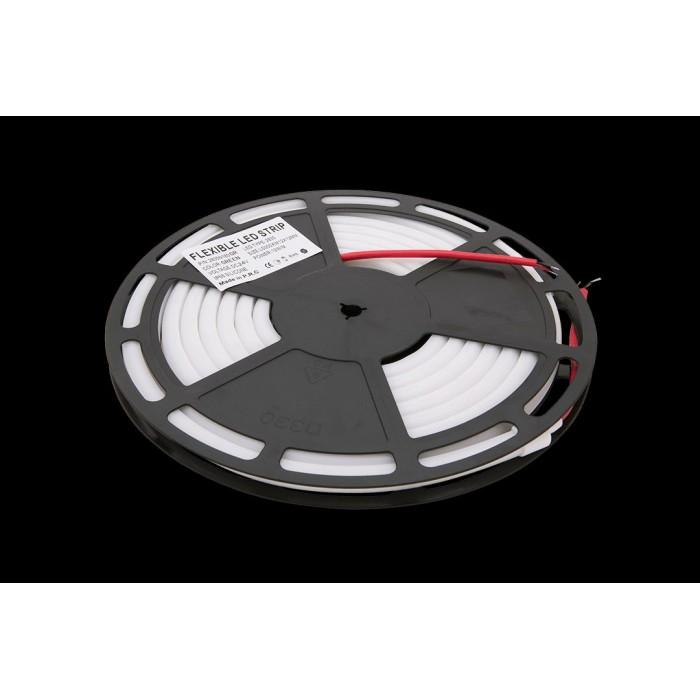 2Термолента светодиодная SMD 2835, 180 LED/м, 12 Вт/м, 24В, IP68, Цвет: Зеленый