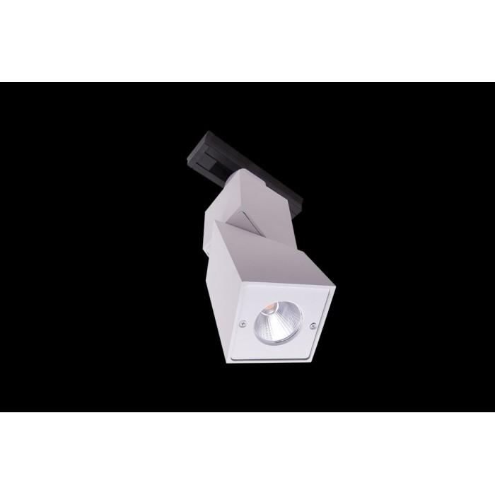 2Трековый LED светильник квадратный белый 10Вт 3000К LDT-SQWT-10W-WW (LD-3023)