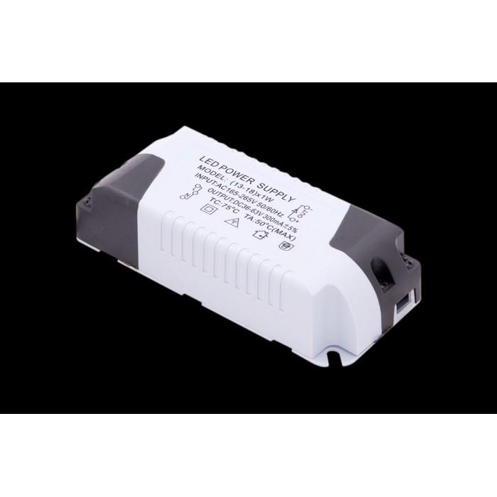 2Светильник светодиодный потолочный встраиваемый PL, Белый, Пластик + алюминий, Теплый белый (2700-3000K), 18Вт, IP20 купить