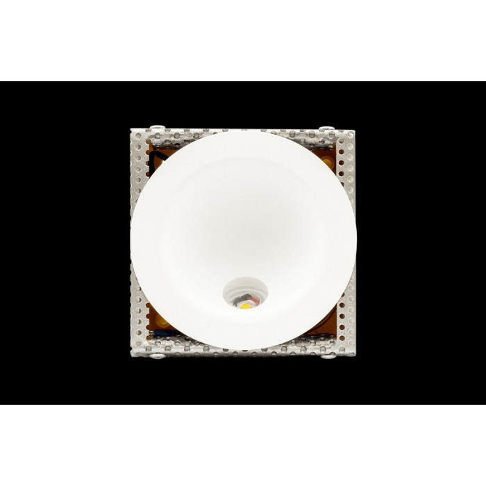 1Бра декоративное, белый, 3Вт, 3000K, IP, GW-R806-3-WH-WW