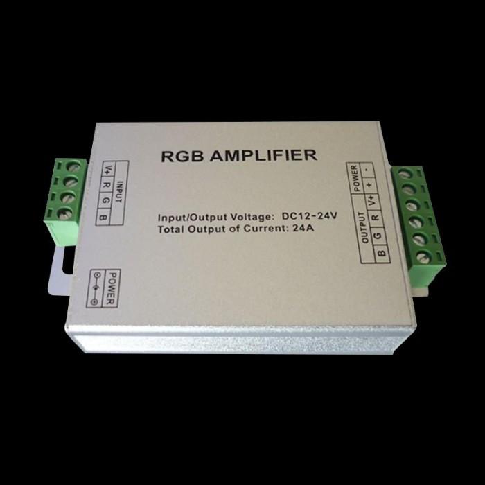 1Усилитель RGB,24А, AMP-RGB-24A
