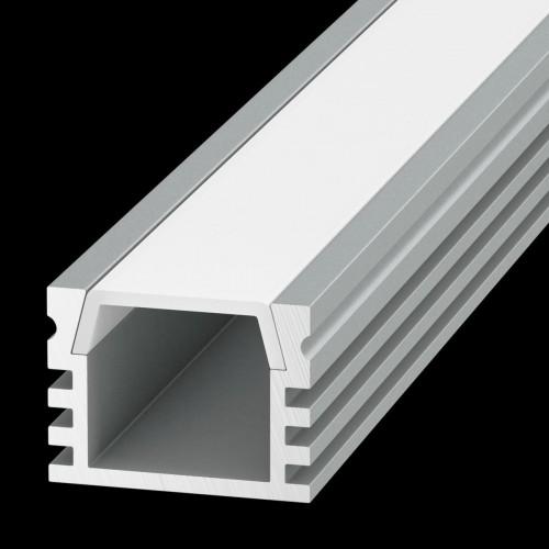 SF-1612 Алюминиевый профиль накладной 000986 SWG