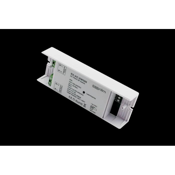 2Беспроводной выключательRX-AC-SW500 220В 576Вт