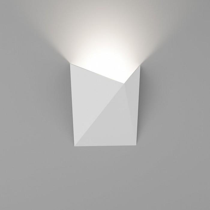 1Бра декоративное TANGO, белый, 7Вт, 3000K, IP54, GW-A816-7-WH-WW