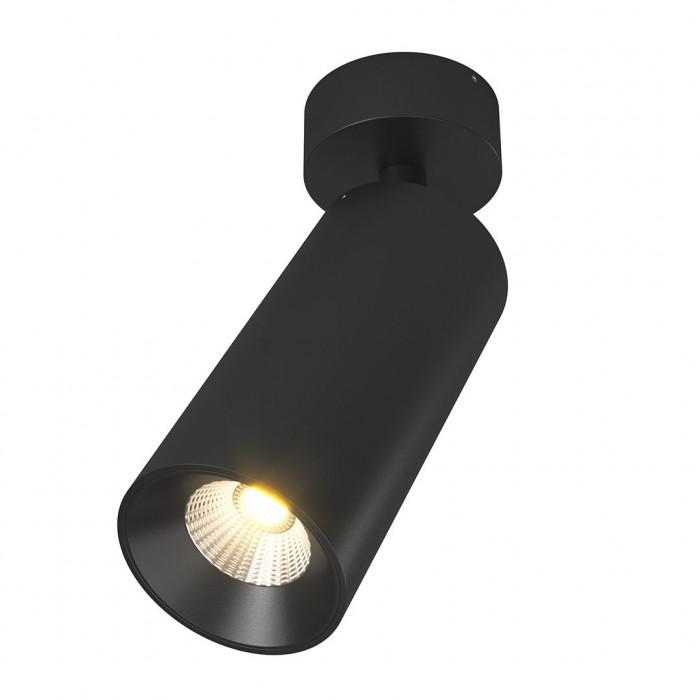 2003417 Крепление сменное М3 для светильников VILLY, поворотное накладное, цвет черный