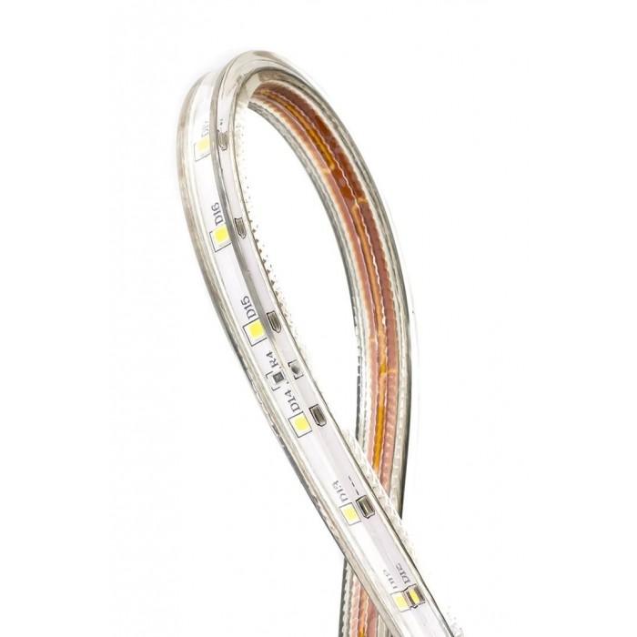 2Лента светодиодная 220, SMD3528, 60LED/м, кат 100м, 4,8 Вт/м, IP68, Теплый белый (2700-3000К Теплый белыйK)