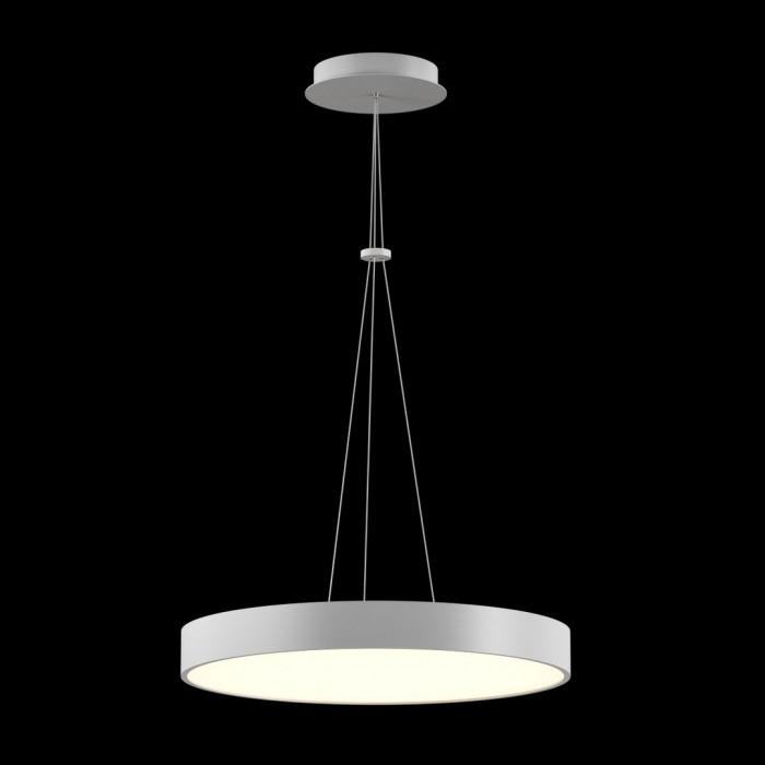 1LED светильник потолочный P0169-600A-WH-WW белый 76Вт 3000