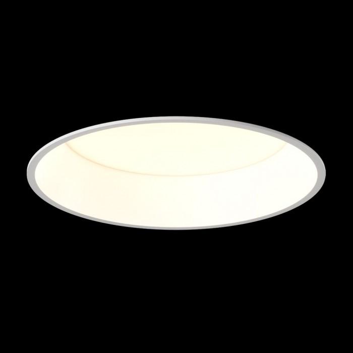 2Светильник светодиодный диммируемый потолочный встраиваемый, серия WL-BQ, белый, 15Вт, IP20, Нейтральный белый (4000К)